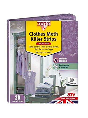 Stv International Zéro en Moth Tueur Bandes