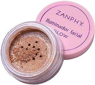 Po Iluminador Solto Facial Glow Zanphy - 02, Zanphy