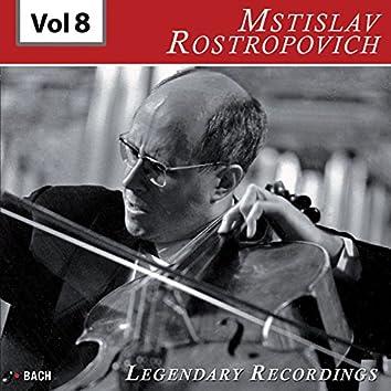 Rostropovich - Legendary Recordings, Vol. 8