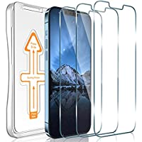 3-Pack Janmitta Screen Protector for iPhone 13/iPhone 13 Pro