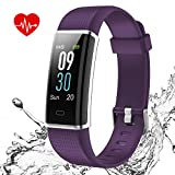 iSwim Orologio Fitness Tracker Uomo Donna Smartwatch Cardiofrequenzimetro da Polso Impermeabile IP68...