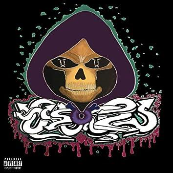 Skeletor (feat. B.S.)