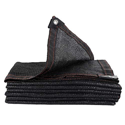 Shade 75% Sunblock Stoff Sonnenschutz-Tuch gegurtet Rand mit Tüllen Sun-Block-Mesh for Pergola Abdeckung Canopy (Size : 2x10m)
