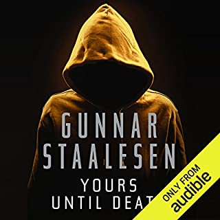 Yours Until Death     Varg Veum              By:                                                                                                                                 Gunnar Staalesen                               Narrated by:                                                                                                                                 Colin Mace                      Length: 8 hrs and 35 mins     45 ratings     Overall 4.0