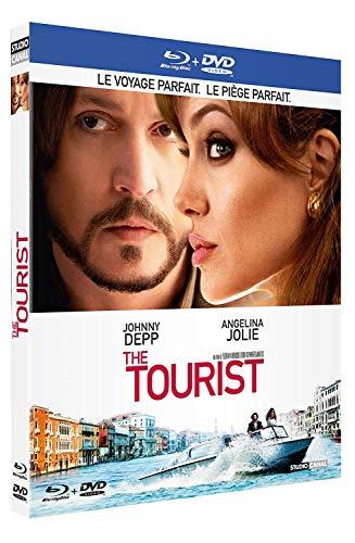 The Tourist [Combo Blu-Ray + DVD]