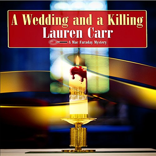 A Wedding and a Killing audiobook cover art