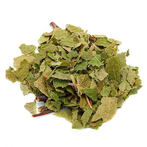 NATURA D'ORIENTE   Betulla in foglie Taglio Tisana e Decotti 100g   Ottimo diuretico - depurativa -cistite  