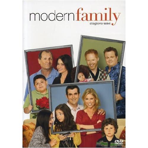 Modern Family Stg.1 (Box 4 Dvd)
