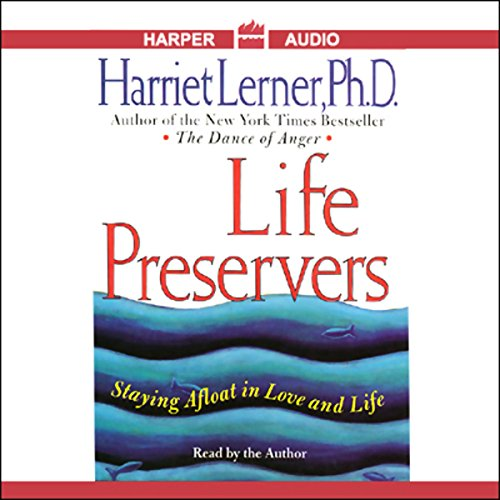 Life Preservers audiobook cover art
