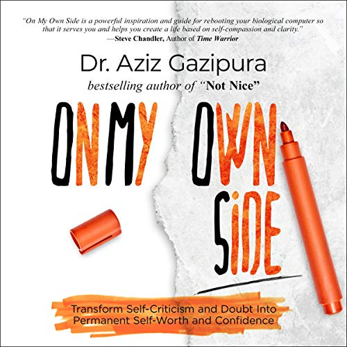 On My Own Side audiobook cover art