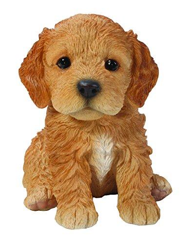 "Hi-Line Gift Ltd Sitting Cockapoo Puppy, 6"""
