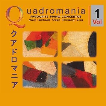 The Favourite Piano Concertos-Vol.1
