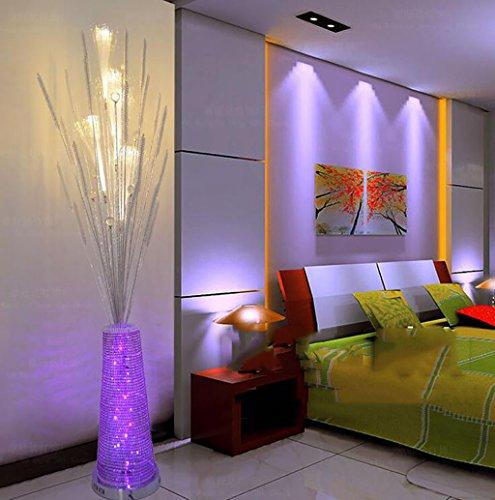 FAFZ hoofdlamp creatieve vloerlamp bedlamp persoonlijkheid LED bruiloft vloerlamp verticaal