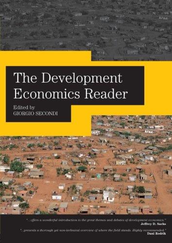 The development economics reader
