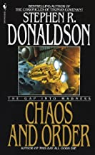 Chaos and Order: The Gap Into Madness (The Gap Cycle Book 4)