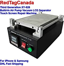 Third Generation XY-528 Build-In Air Pump Vacuum LCD Separator Touch Screen Repair Machine for iPhone Samsung 110v/220