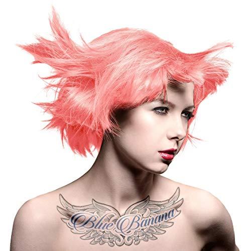 4 x Manic Panic High Voltage Classic Cream Formula Hair Color Pretty Flamingo 118ml