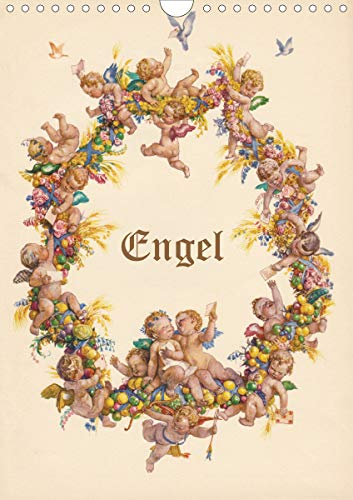 Engel (Wandkalender 2021 DIN A4 hoch)