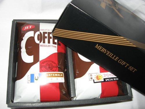 【gift】コーヒー500gギフト 豆のまま