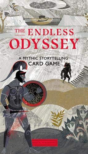 The Endless Odyssey: A Mythic Storytelling Game (Magical Myrioramas; Mythology Cards)