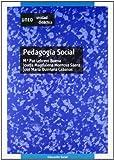 Pedagogía social (UNIDAD DIDÁCTICA)
