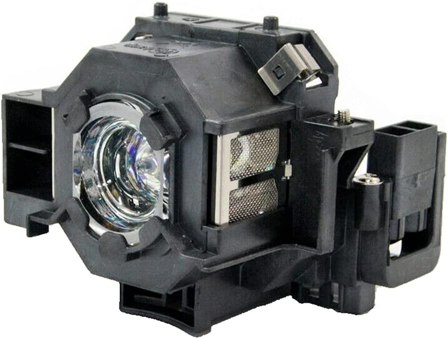 ELP-LP42 V13H010L42 Replacement Projector Lamp for Epson PowerLite 83 83+ 822 822+ 400W 410W EX90 , Lamp with Housing by CARSN