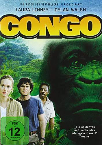 Congo (Covebild kann Abweichen)