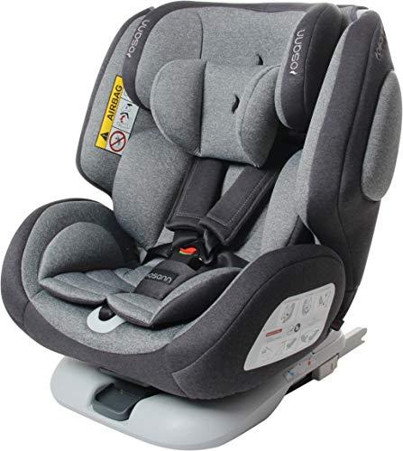 Osann One360 Kindersitz Gruppe 0+/1/2/3 (0 – 36 kg), Kinderautositz mit Isofix