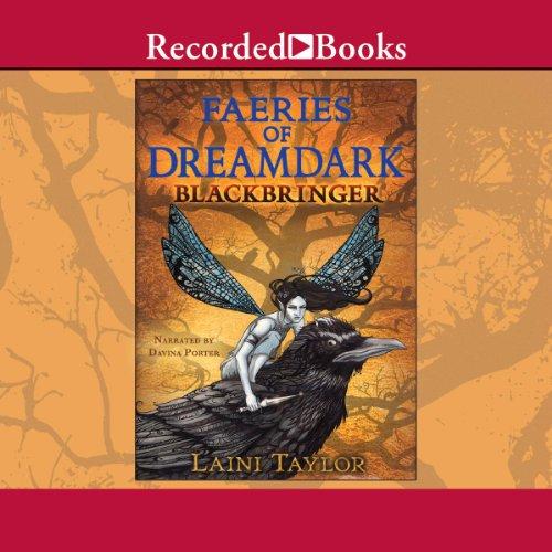 Faeries of Dreamdark audiobook cover art