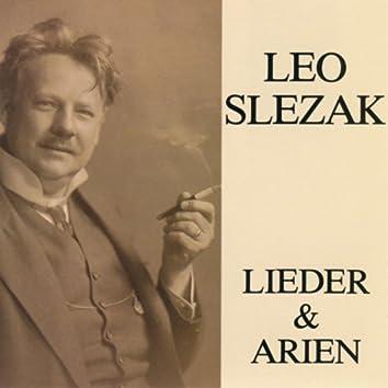 Leo Slezak singt