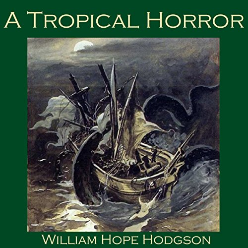 A Tropical Horror audiobook cover art