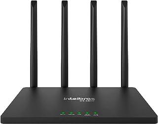 Roteador Wireless Intelbras Wi-force W5-1200F Preto