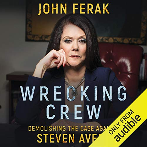 Wrecking Crew cover art