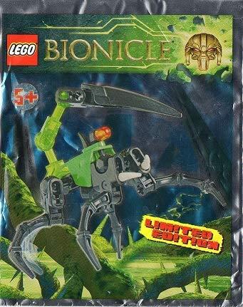 LEGO Bionicle Scorpion Foil Pack 601601 (Enbolsado)
