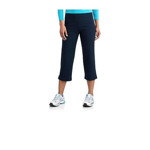 fc209b20067 Danskin Now Women s Plus Size Dri-More Core Capri Pants Activewear Casual  Wear by