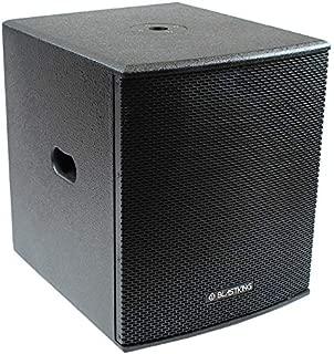 BLASTKING BPS15II 15 Inch Powered 1000W DJ Powered Subwoofer Enclosure