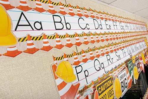 Teacher Created Resources Black Polka Dots Traditional Printing Mini Bulletin Board (5788) Photo #3