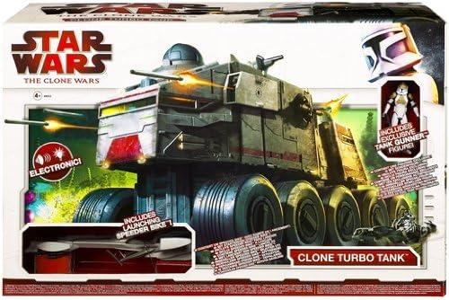 Star Wars Clone Tank Vehicle Turbo New Attention brand popularity