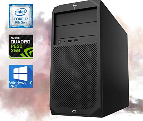 Compare HP Z2 G4 (Z2 G4) vs other gaming PCs