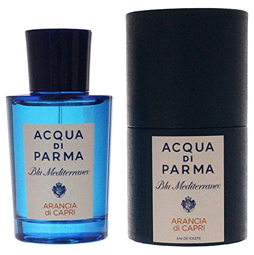 Acqua Di Parma Blue Mediterraneo Arancia Di Capri Eau de Toilette Spray for Men, 2.5 Ounce