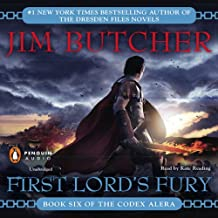 First Lord's Fury: Codex Alera, Book 6
