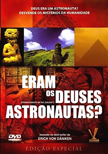 Eram Os Deuses Astronautas? - ( Erinnerungen An Die Zunkunft ) Erich Von Däniken