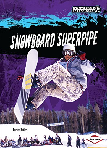 Snowboard Superpipe (Extreme Winter Sports Zone)
