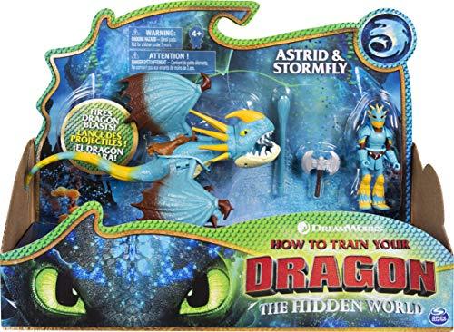 Dragons Drago con Vichingo, Astrid e Tempestosa, 6052269