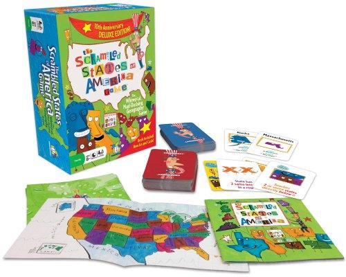 scrambled states of america game - 1