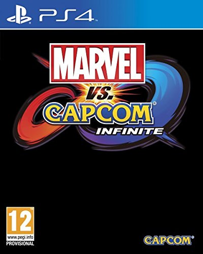 Marvel Vs Cap3Om Infinite