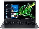 ACER Aspire 3 (A317-51-50JY), Notebook 17.3 Zoll Display, i5 Prozessor, 8 GB RAM, 1 TB SSD, Schwarz