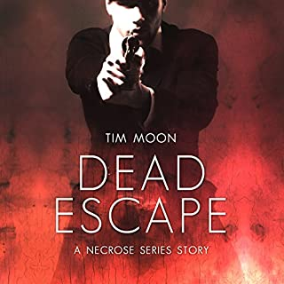 Dead Escape audiobook cover art