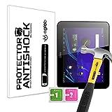 Protector de Pantalla Anti-Shock Anti-Golpe Anti-arañazos Compatible con Airis Tablet OnePAD 970 (TAB97A)