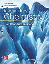 Looseleaf for Introductory Chemistry: An Atoms First Approach (2nd)